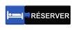 Puzzle-Button blau schwarz: Réserver