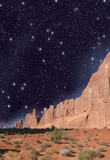 Night over Monument Valley, USA - 58203955