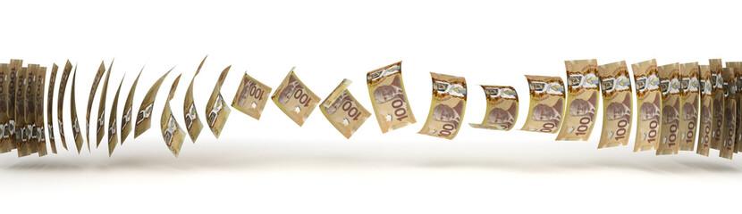 Canadian Dollar Transfer