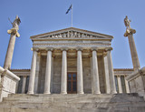 The national university of Athens, Greece