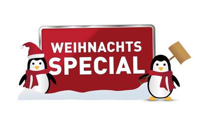 XMAS Pinguine *** Weihnachts Special