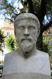 Marble Head Statue