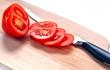 Rondelles de tomate