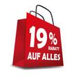 Icon Einkaufskorb 19% Rabatt Auf Alles Sale