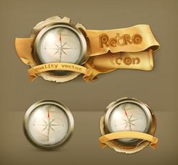 Compass, icon