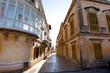 Ciutadella Menorca Placa de Alfons III in Ciudadela