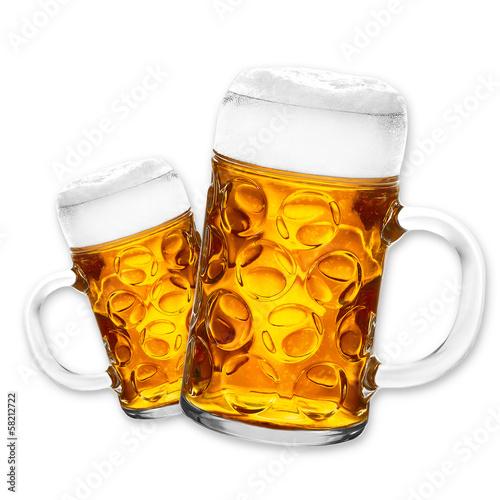 Canvas Bier bier