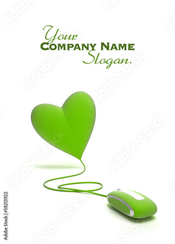 Green Love online