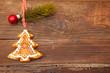 canvas print picture - Weihnachtsbaum