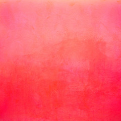 Pink grunge abstract texture for background