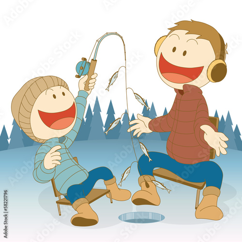 IceFishing_family