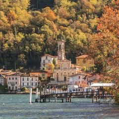 Porto Ceresio, Lake Maggiore