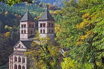 Abbazia di Murbach, Alsazia