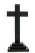 Simple black cross