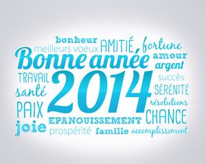 carte de voeux 2014