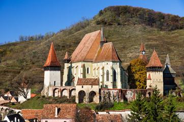 Biertan, Transylvania