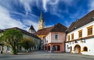 Medias, Transylvania