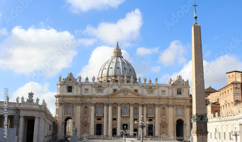 St Peters Basilica, Vatican City, Rome