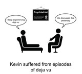 Kevin and his poor memory