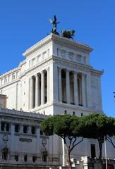 Vittoriano Palace, Rome, Italy