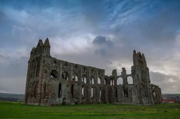 Whitby Abbey, Yorkshire, UK