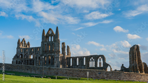 Whitby Abbey, Yorkshire, UK