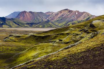 Landmannalaugar, South Iceland