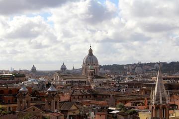 Rome, Panoramic