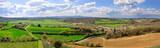 Panoramic Tuscany landscape, Italy - 58231919