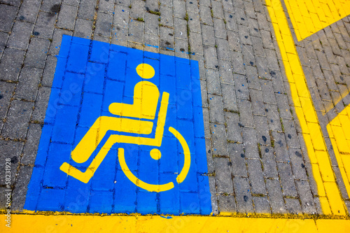 Disabled only