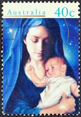 Madonna and Child (Australia 1996)