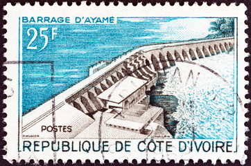 Ayame Dam (Ivory Coast)