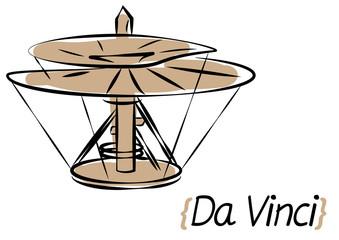 Da Vinci Big Vector
