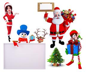Christmas Design Set