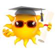 Sunshine graduates