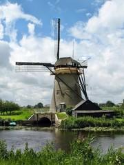 Mulino a vento a Kinderdijk