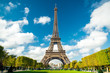 canvas print picture - La Tour Eiffel