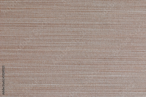 Empty linen textured wallpaper background only