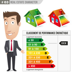 Businessman, manager - Real Estate - Set 03