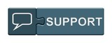 Puzzle-Button blau: Support