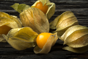 Gooseberries in Close