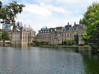 Il Palazzo del Parlamento olandese