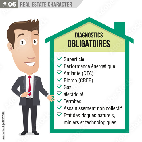 Businessman, manager - Real Estate - Set 06