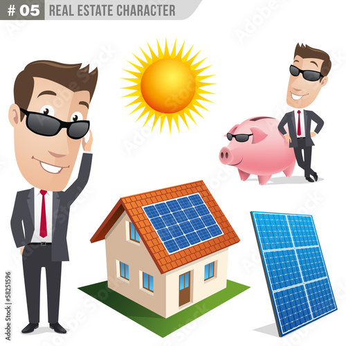 Businessman, manager - Real Estate - Set 05
