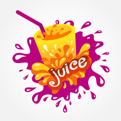 juice drink beverage splash