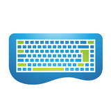 PC Accessories Keyboard Icon