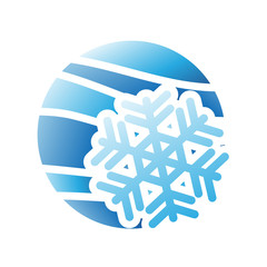 Winter Season Icon