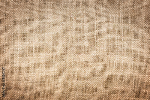 canvas print picture Burlap