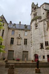 arrière de la Cathédrale Saint-Corentin de Quimper