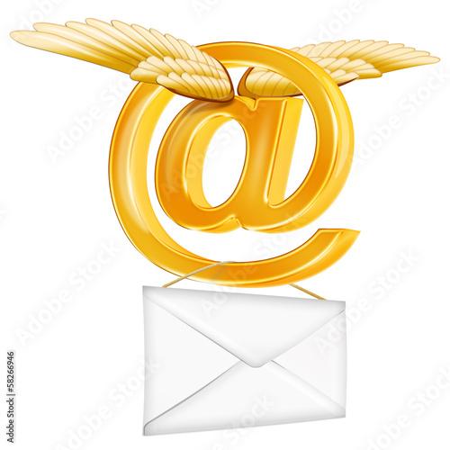 Postsendung per Mail